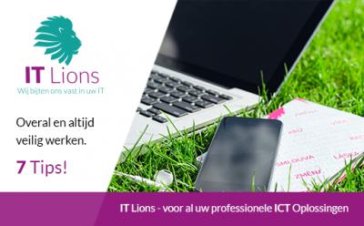 Uw ICT-specialist - ICT Beheer - VoIP Telefonie - Online Werkplekken